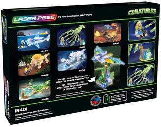 Laser Pegs Creatures Squid Encounter 160 Piece Construction Block Set