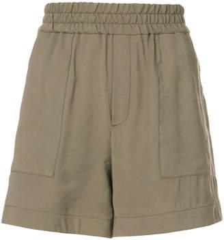 Hope elasticated waist shorts