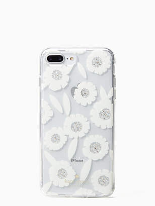 Kate Spade Jeweled majorelle iphone 7/8 plus case