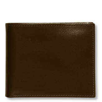 Perry Ellis Portfolio Men's Premium Leather Sutton Bifold Wallet