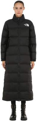 The North Face Nuptse Duster Long Down Jacket