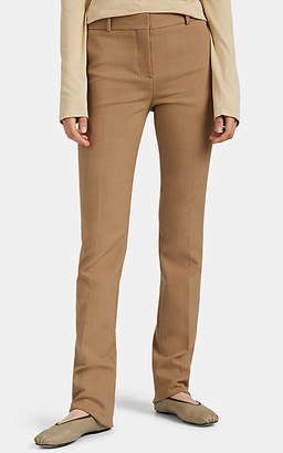 The Row Women's Roosevelt Wool Pants - Camel