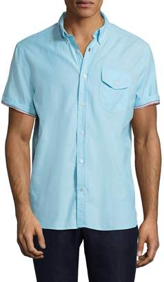 Jachs Men's Oxford Shield Sportshirt