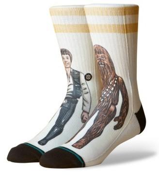 Men's Stance Star Wars(TM) Smuggler Trade Socks $20 thestylecure.com