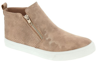 Planet Shoes Polly Rose Gold Sneaker