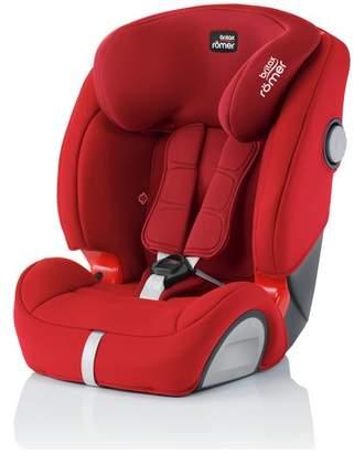 Britax Romer EVOLVA 1-2-3 SL SICT Car Seat - Flame Red