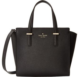 Kate Spade New York - Cedar Street Small Hayden  Satchel Handbags $298 thestylecure.com
