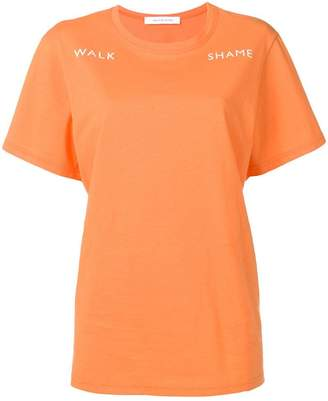Walk Of Shame basic logo T-shirt