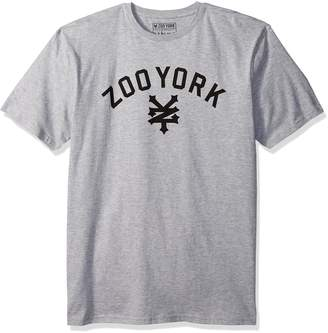 Zoo York Men's Short Sleeve Logo Tee