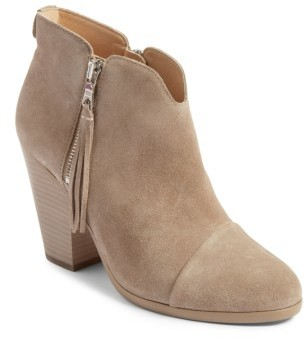 Women's Rag & Bone Margot Fringe Cap Toe Bootie $495 thestylecure.com