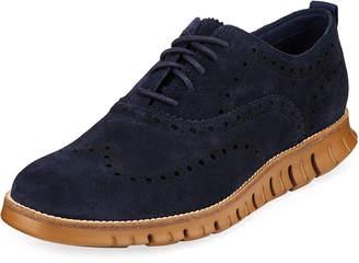 Cole Haan Men's Zerogrand Suede Sneakers