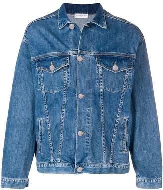 Ih Nom Uh Nit loose fit denim jacket