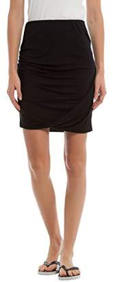 Bench Women's Draped Jersey Skirt
