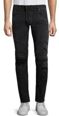 Pierre Balmain Ripped Jeans