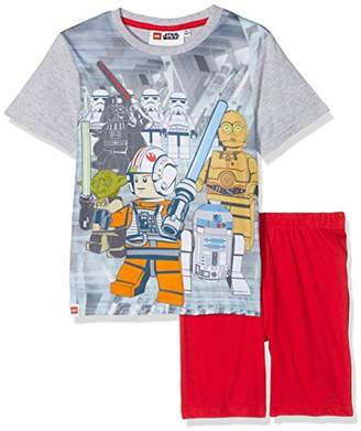 FABTASTICS Boy's James Pyjama Set,(Manufacturer Size: 8Y/CM)