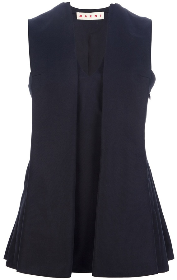 Marni sleeveless top