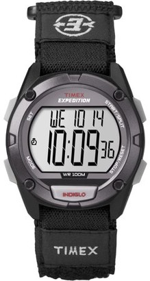 Timex Men's Expedition Digital CAT Watch, Black Fast Wrap Strap