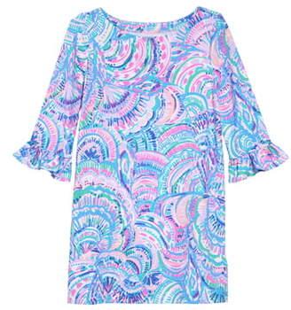 Lilly Pulitzer Mini Sophie Ruffle UPF 50+ Dress