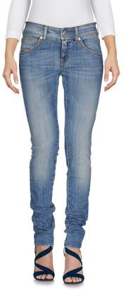 Dyed Pretty Denim trousers