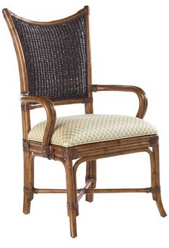 Tommy Bahama Home Island Estate Mangrove Upholstered Dining Chair (Set of 2 Home