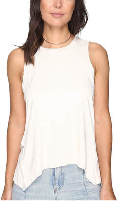 Bishop + Young Paulina Suede Top