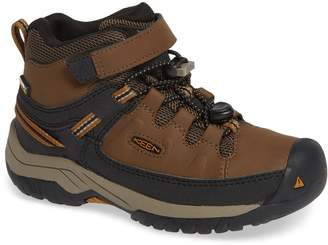 Keen Targhee Mid Waterproof Hiking Shoe