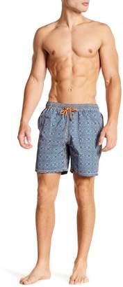 Mr.Swim Mr. Swim Geo Print Board Shorts