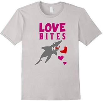 DAY Birger et Mikkelsen Love Bites T-Shirt - Great Anti-Valentines Shirt