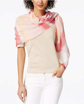 INC International Concepts I.N.C. Multi Stripe Pleated Wrap, Created for Macy's