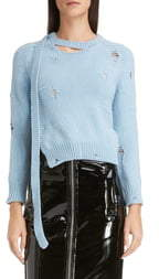 Marc Jacobs THE The Worn & Torn Sweater