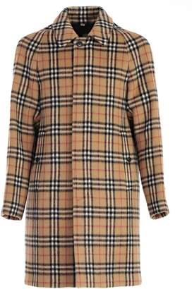 Burberry Vintage Check Coat