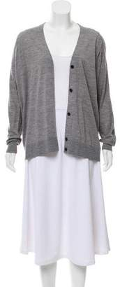 Alexander Wang Wool Button-Up Cardigan