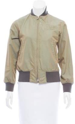 Engineered Garments Iridescent Knit Jacket