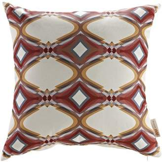 Modway Patio Repeat Indoor / Outdoor Throw Pillow