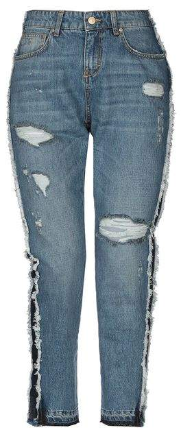 UP ★ JEANS Denim trousers