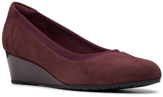 Clarks Collection Women Mallory Berry Pumps Women Shoes