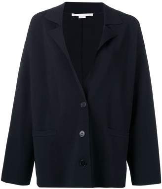 Stella McCartney deconstructed blazer jacket