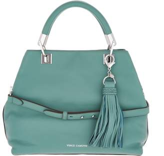 Vince Camuto Leather Satchel - Elva