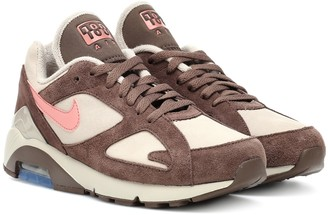 Nike 180 leather sneakers