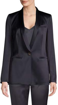 8c9ca8cb4878 Blue Tuxedo Jacket Women - ShopStyle UK