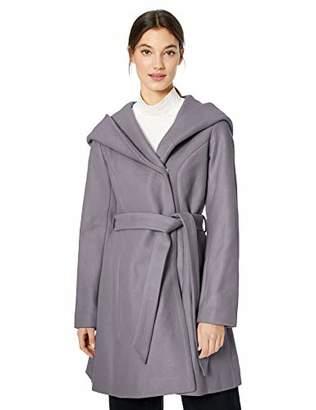 Jessica Simpson Women's Wrap Coat,M
