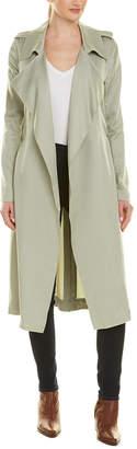 Badgley Mischka Angelina Trench Coat