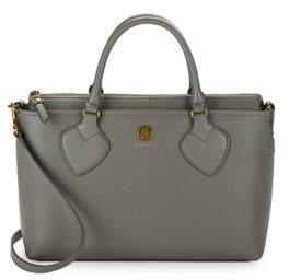 Anne Klein Zip Top Handle Bag