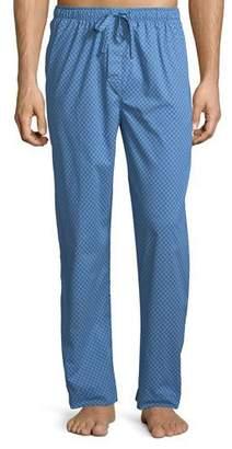 Derek Rose Men's Nelson 66 Diamond Lounge Pants