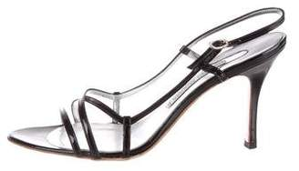 Luciano Padovan Carmen Slingback Sandals