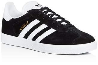 adidas Men's Gazelle Lace Up Sneakers