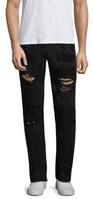 True Religion Geno No Flap Slim Straight Jeans