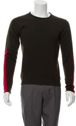 Neil Barrett Knit Crew Neck Sweater