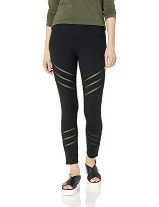 Lysse Women's Mesh Inset Legging