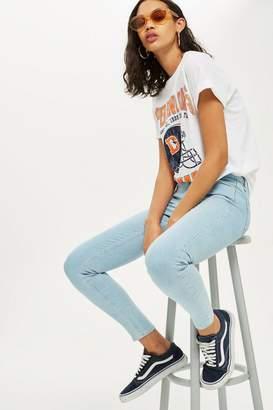 Topshop Super Bleach Jamie Jeans